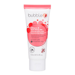 Bubble T -suihkusaippua, Hibiscus & Acai Berry Tea 200ml