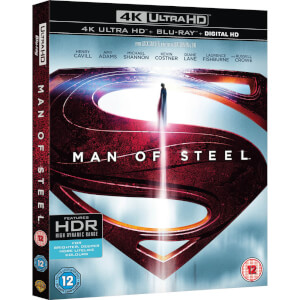 Man of Steel - 4K Ultra HD