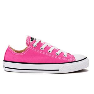 Converse Kids' Chuck Taylor All Star Hi-Top Trainers - Mod Pink