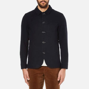 Oliver Spencer Men's Portobello Jacket - Barrow Midnight