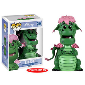 Pete's Dragon Elliott 6-Inch Pop! Vinyl Figure