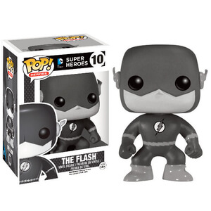 Noir & Blanc Flash Figurine Funko Pop!