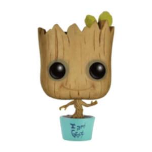 Baby Groot Ltd Ed Pocket Pop! Llavero