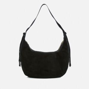 Elizabeth and James Women's Zoe Large Hobo Bag - Black