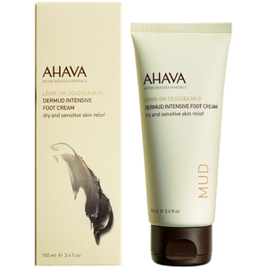 AHAVA Dermud Intensive Foot Cream -jalkavoide