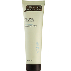 AHAVA Mineral Hand Cream - 50 Percent More