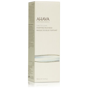 AHAVA Purifying Mud Mask -mutanaamio