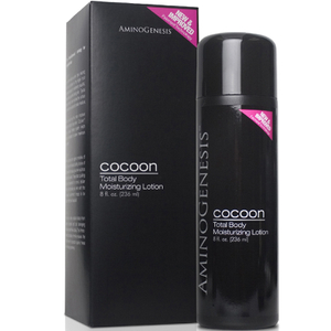 AminoGenesis Cocoon Total Body Moisturizing Lotion