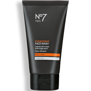 No7 Men Energising Face Wash