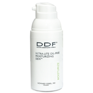 DDF Ultra Light Oil Free Moisturizing Dew