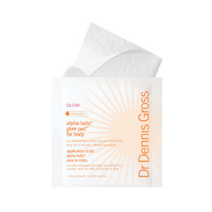 Dr Dennis Gross Alpha Beta Glow Pad for Body