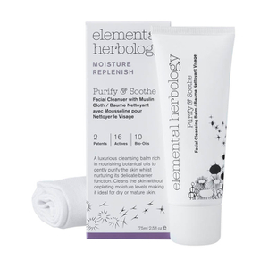 Elemental Herbology Purify and Soothe Cleansing Balm