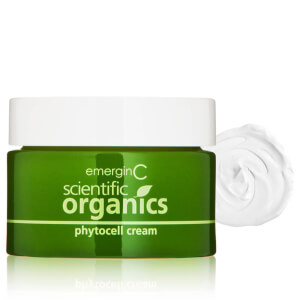 EmerginC Scientific Organics Phytocell Cream 50ml