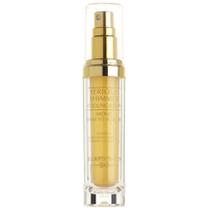 Hampton Sun Serious Shimmer Cooling Spray - Bronze