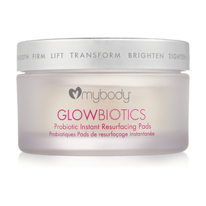 mybody GLOWBIOTICS Probiotic Instant Resurfacing Pads