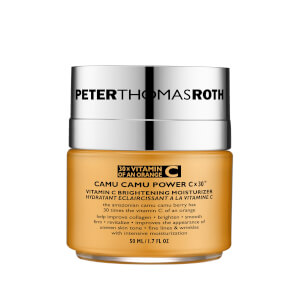 Peter Thomas Roth Camu Camu Power Cx30 Vitamin C Brightening Moisturizer 50ml