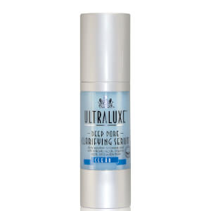 UltraLuxe Deep Pore Clarifying Serum - Clear