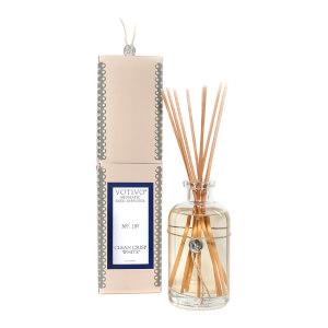 Votivo Aromatic Reed Diffuser Clean Crisp White