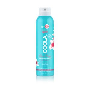 Coola ECO-LUX Sport Continuous Spray SPF 50 - Guava Mango