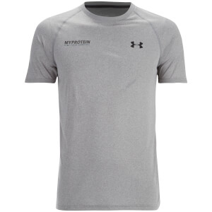 Under Armour Mens Tech T-Shirt - Grey/Black