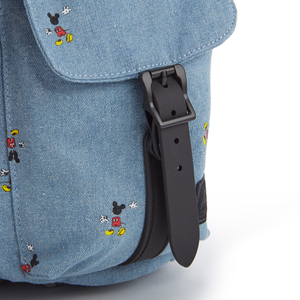 Herschel Supply Co. Women s Dawson Disney Backpack - Denim Black Poly   Image 4