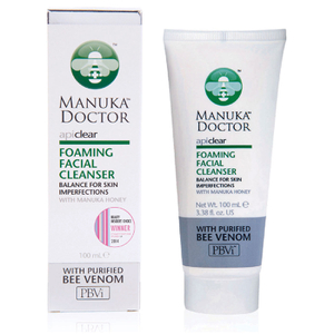 Manuka Doctor ApiClear Foaming Facial Cleanser 100 мл
