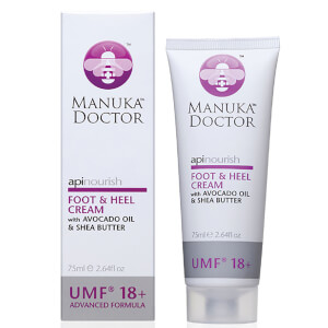 Manuka Doctor ApiNourish Foot & Heel Cream 75 мл
