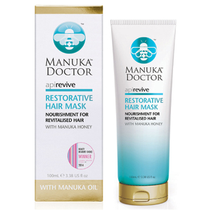Manuka Doctor ApiRevive Restorative Hair Mask 100 мл