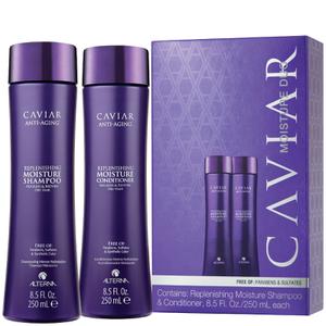 Alterna Caviar Anti-Aging Replenishing Moisture Duo 8.5oz x 2