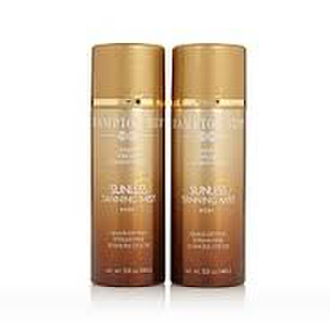 Hampton Sun Sunless Tan Shimmer Duo