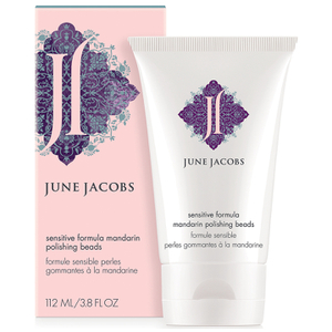 June Jacobs Sensitive Formula Mandarin Polishing Beads