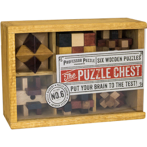 Professor Puzzle The Puzzle Chest