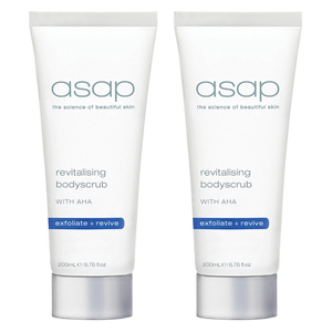 2 x asap Revitalising Bodyscrub 200ml