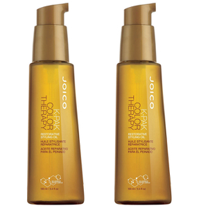 2x Joico K-PAK Colour Therapy Oil