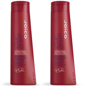 2x Joico Color Endure Violet Conditioner 300ml