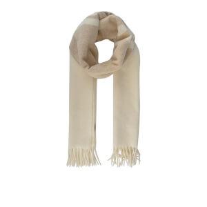 Polo Ralph Lauren Women's Saddle Stripe Scarf - Vicuna/Camel