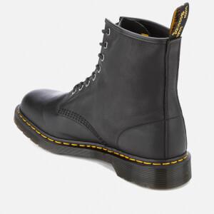 Dr. Martens Men's Carpathian Leather 8-Eye Boots - Black: Image 4