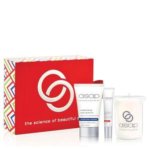 asap bright + beautiful gift set