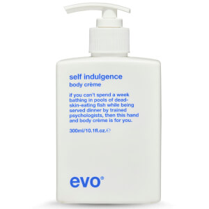 evo Self Indulgence Body Crème 300ml