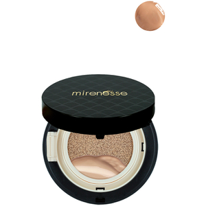 mirenesse 10 Collagen Cushion Compact Airbrush Foundation - Bronze 15g