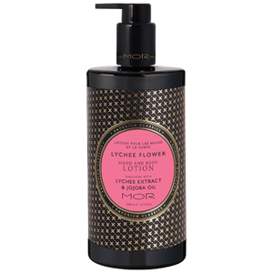 MOR Emporium Classics - Lychee Flower Hand and Body Lotion