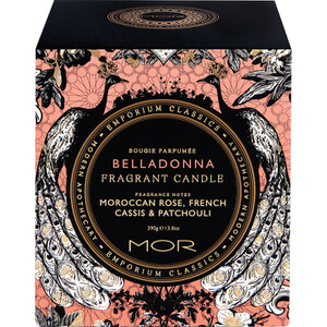 MOR Emporium Classics - Belladonna Fragrant Candle