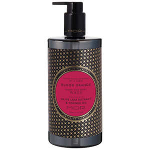 MOR Emporium Classics - Blood Orange Hand and Body Wash