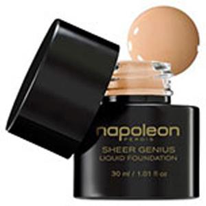 Napoleon Sheer Genius Look 2