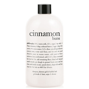 philosophy cinnamon buns shampoo, bath & shower gel 480ml