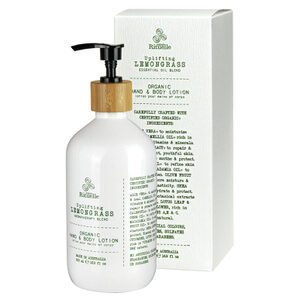 Urban Rituelle Organic Hand & Body Lotion - Lemongrass Blend