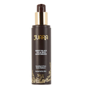 Juara Sweet Black Tea and Rice Facial Moisturizer
