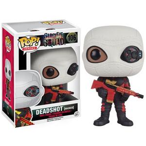Suicide Squad Deadshot (Masqué) Figurine Funko Pop!