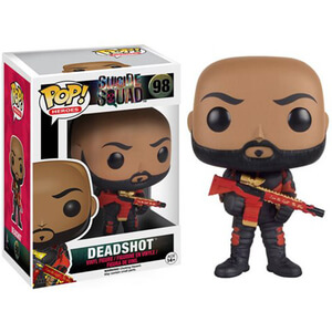 Suicide Squad Deadshot (No Mask) Funko Pop! Figur