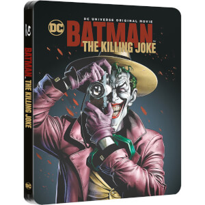Batman: The Killing Joke - Steelbook d'édition limitée exclusive Zavvi